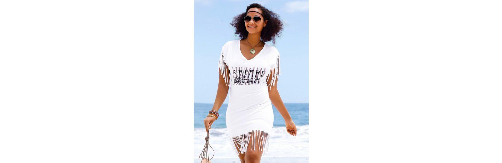 Beachtime mit Longshirt Beachtime mit Longshirt Beachtime Fransen Longshirt mit Fransen p8qdR8