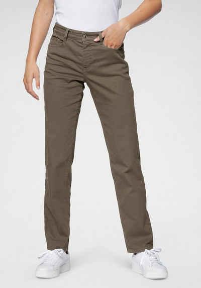MAC Bequeme Jeans »Stella« Gerader Beinverlauf