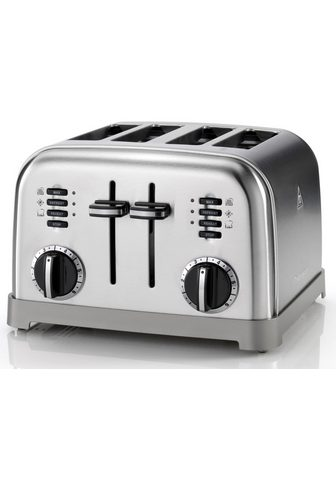 Cuisinart Toaster CPT180E 4 kurze Schlitze 1800 ...