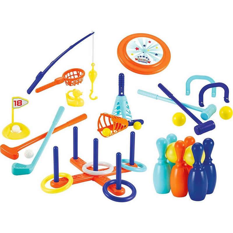 Ecoiffier Spielzeug-Gartenset »Sport-Set 7-teilig«