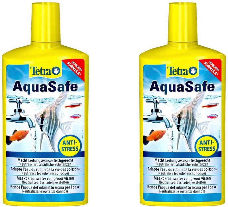 Tetra Aquariumpflege »Aqua Safe«, 2er Set
