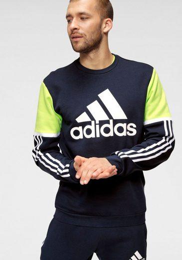 adidas Performance Sweatshirt »MEN CREW«