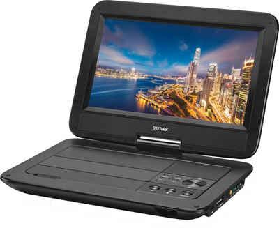 Denver »Tragbarer DVD-Player MT-1084NB 16:9 10,1 Zoll« DVD-Player (Tragbarer DVD-Player)