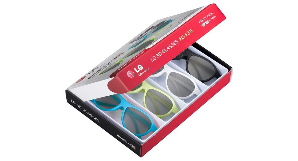 LG AG-F315 3D-Brille