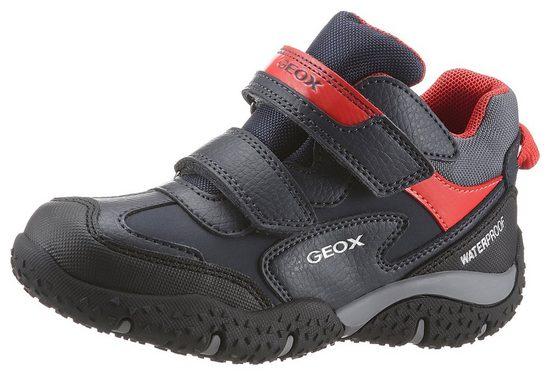 Geox Kids »J Baltic Boy« Sneakerboots mit TEX-Ausstattung