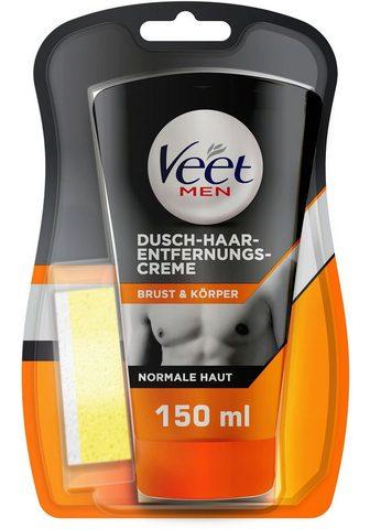 Veet Enthaarungscreme »for Men Dusch-Haaren...