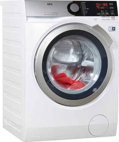 AEG Waschmaschine LAVAMAT L7FE76695, 9 kg, 1600 U/min, ProSteam - Auffrischfunktion