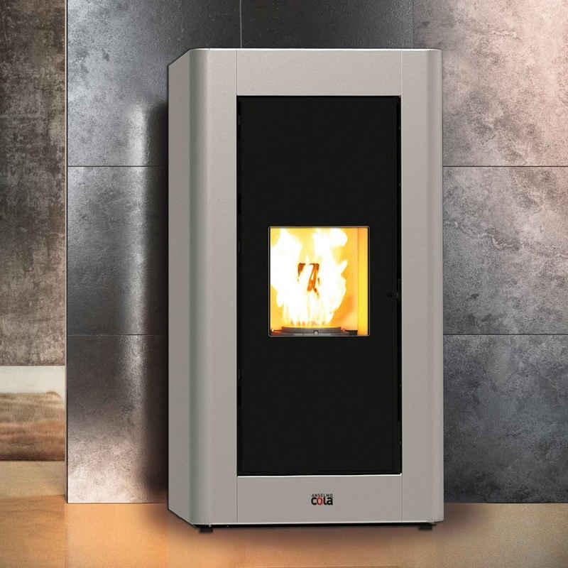 Blaze Pelletofen »Rock«, 1,4 kW, Dauerbrand, Stahl
