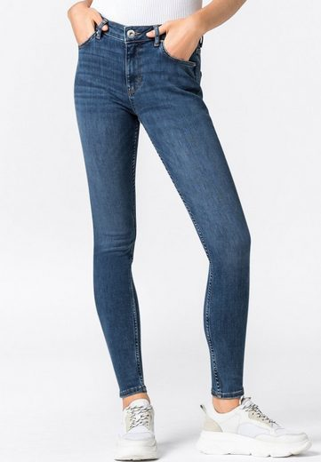 HALLHUBER Regular-fit-Jeans »MIA aus Candiani Denim«