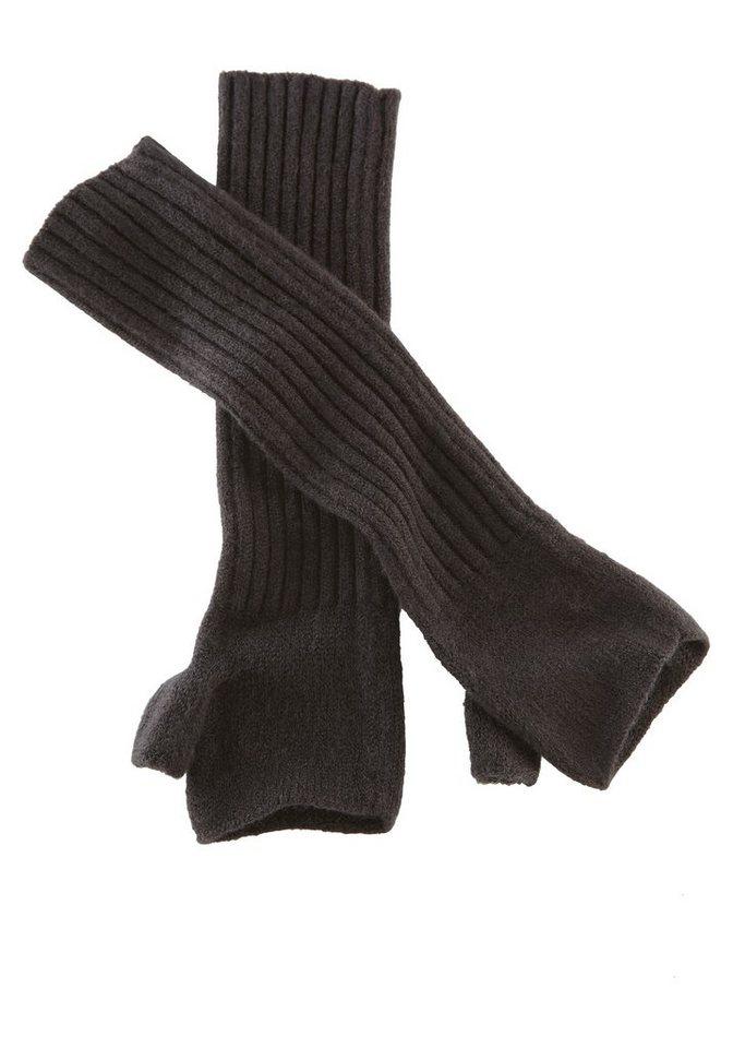 J. Jayz Armstulpen angenehm zu tragen in schwarz
