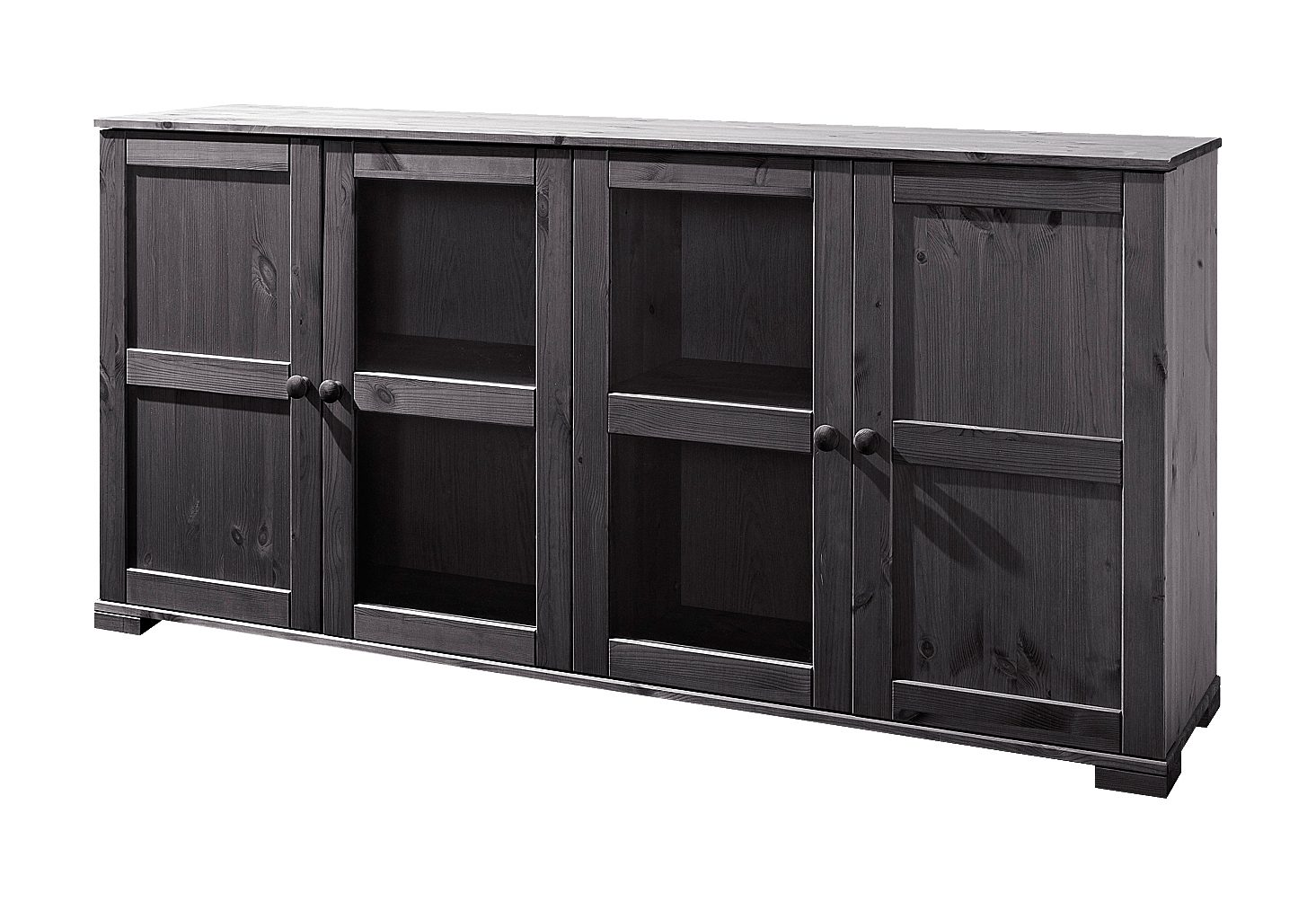 Sideboard, Home affaire, Breite 166 cm, Höhe 79 cm