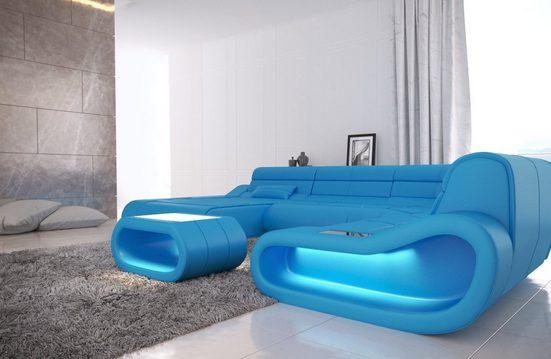Sofa Dreams Sofa »Concept«, U Form XXL