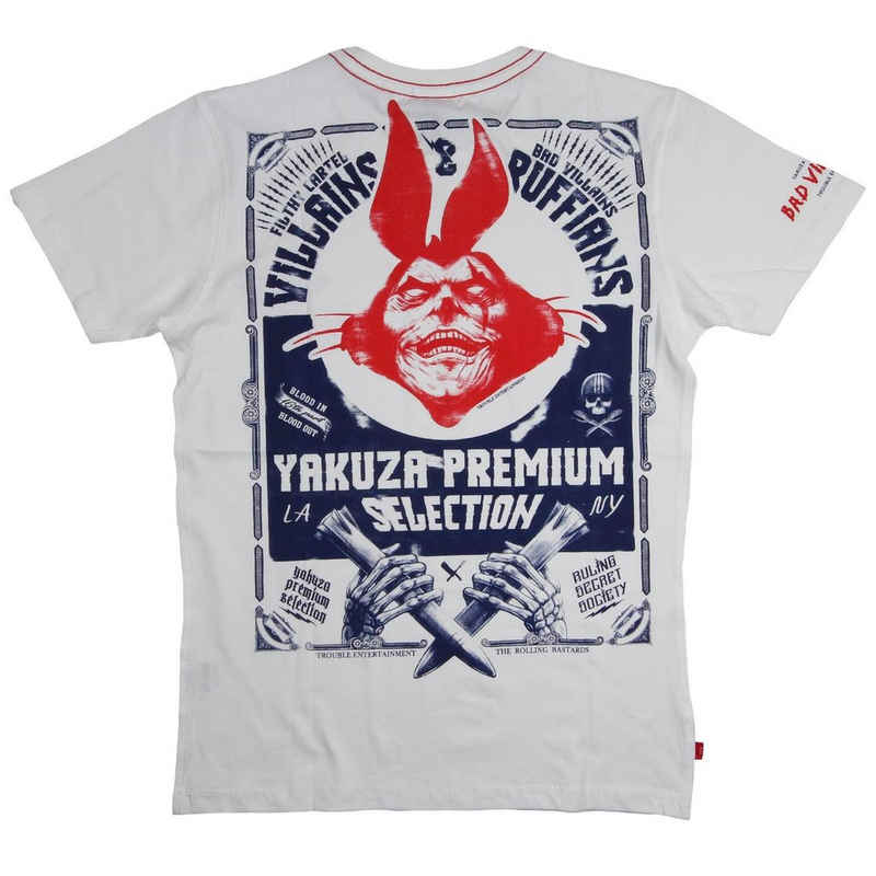 Yakuza Premium T-Shirt »2812« (1-tlg)