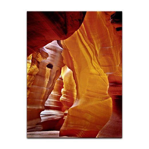 Bilderdepot24 Leinwandbild, Antelope Canyon II