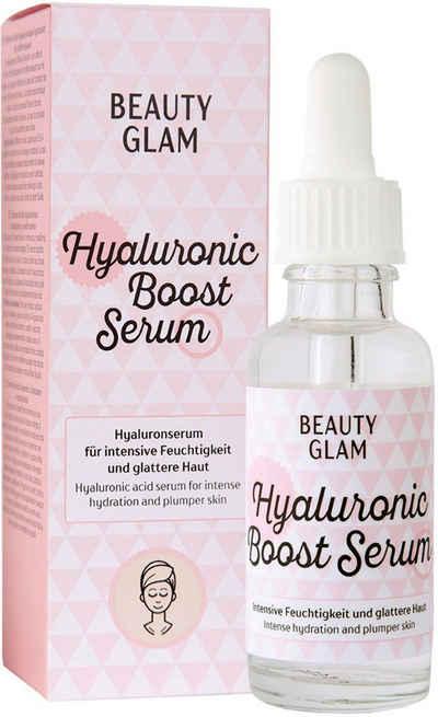 BEAUTY GLAM Gesichtsserum »Beauty Glam Hyaluronic Boost Serum«