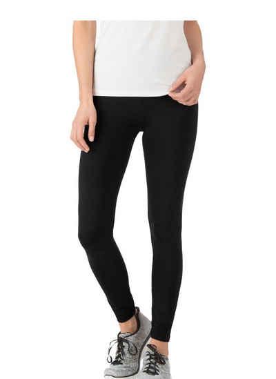 Trigema Leggings (1-tlg) aus Polyester/Elastan