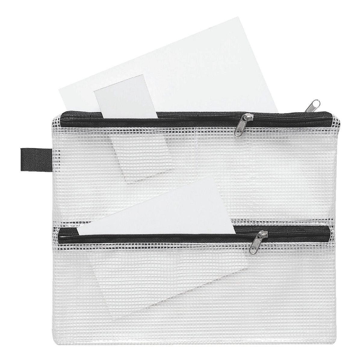 Foldersys Reißverschlussbeutel