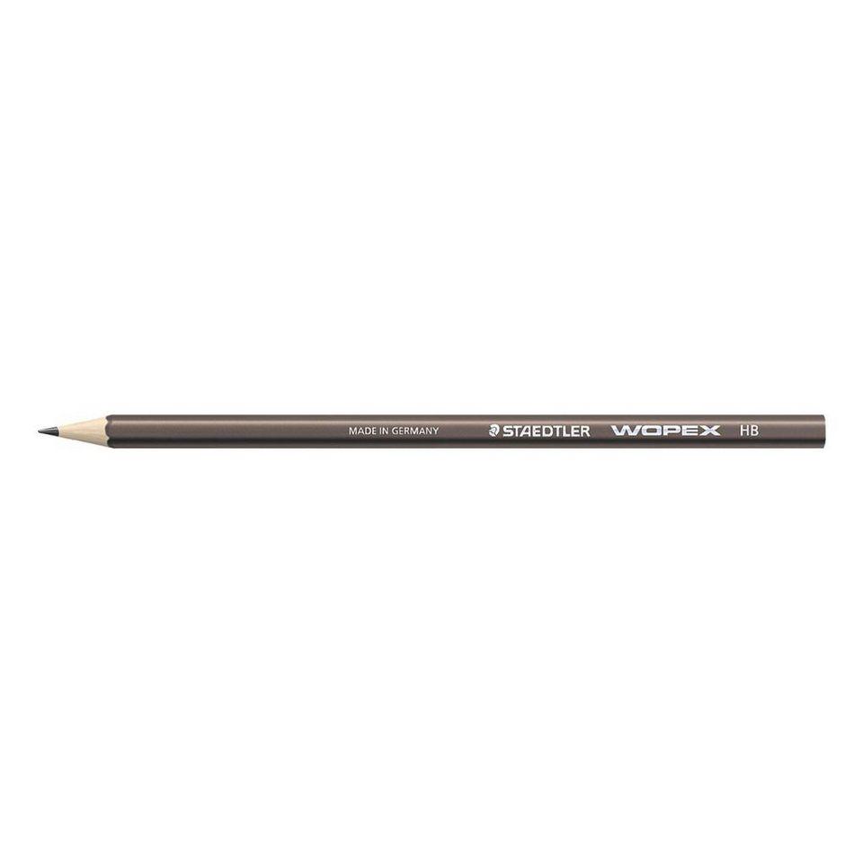Staedtler Bleistift »Wopex Precious line« in braun