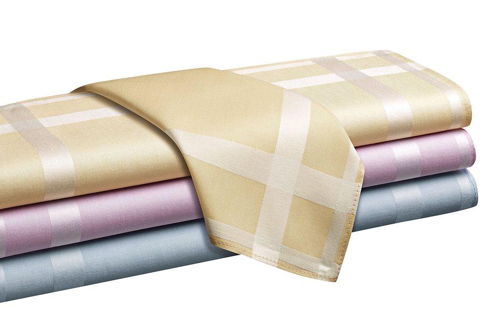 Damen-Taschentücher (12 Stck.) in farblich sortiert