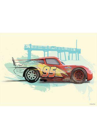 Komar Paveikslas »Cars Lightning McQueen«