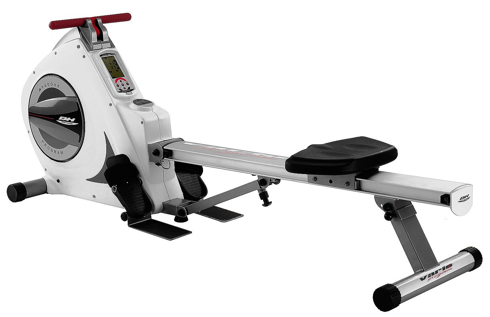 BH Fitness Rudergerät Vario Program