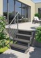 Dolle Profilverbinder, für 2 Stufen des Außentreppen-System »Gardentop«, Bild 4