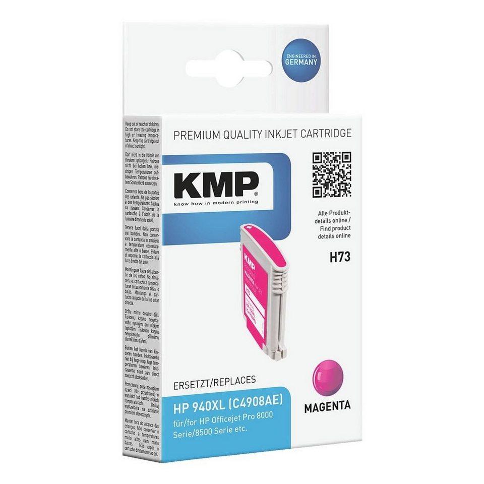 KMP Tintenpatrone ersetzt HP »C4908AE« Nr. 940XL