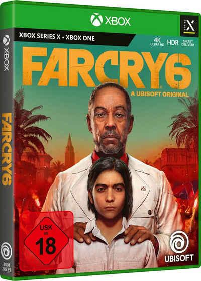 Far Cry 6 Xbox One, Xbox Series X