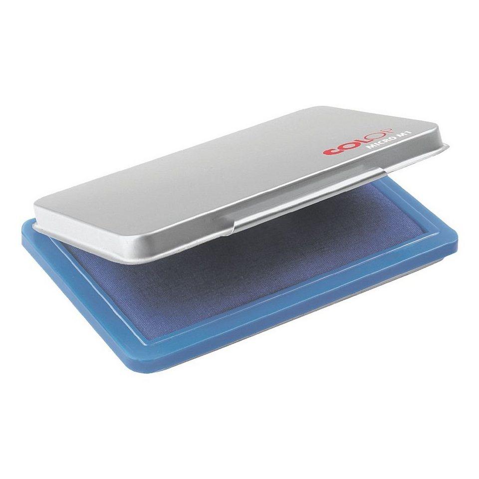 Colop Stempelkissen »Micro M1« in blau