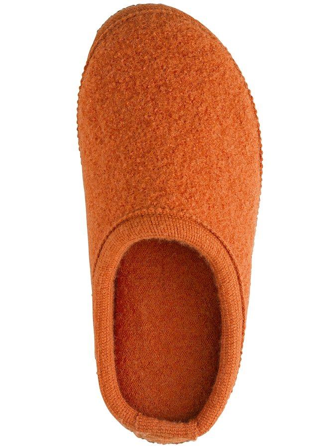 Pantolette in orange