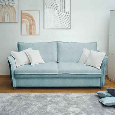 PLACE TO BE. Schlafsofa, Insideout 140 als Tagesbett mit 140 x 200 cm Liegefläche