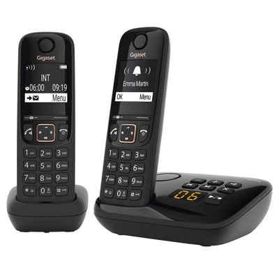 Gigaset »Gigaset Allrounder AB DUO« Schnurloses DECT-Telefon