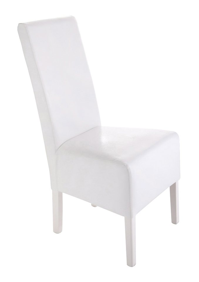 Home affaire, Polsterstuhl, im 2er, 4er oder 6er Set in weiß