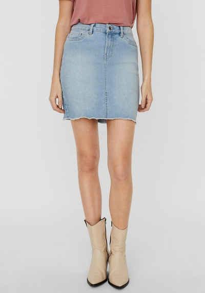 Vero Moda Jeansrock »VMFAITH«