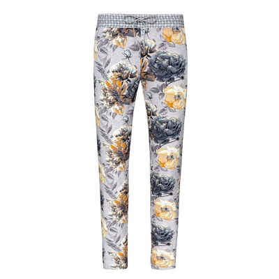 Jockey Pyjamaoberteil »First sun Pants« Breiter Elastikbund mit Tunnelzug, Figurbetonte Passform, Praktische Seitentaschen