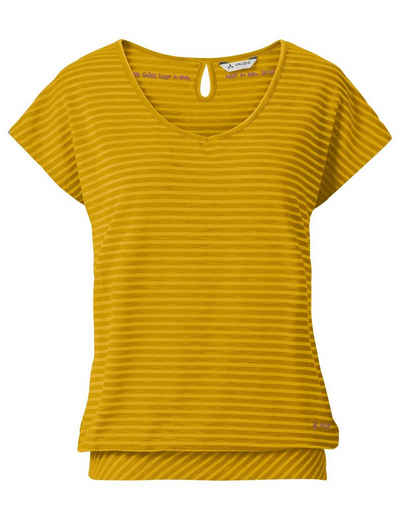 VAUDE T-Shirt »Women's Skomer T-Shirt II« (1-tlg) Grüner Knopf