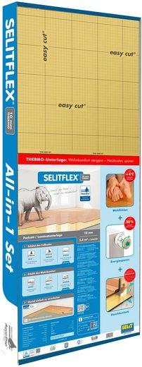 SELIT Trittschalldämmung »SELITFLEX«, für Parkett-/Laminatböden