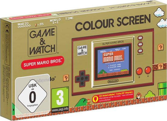 Game&Watch: Super Mario Bros. Nintendo Switch