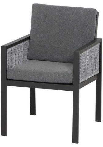 Siena Garden Sodo kėdė »Varina« Aluminium ir užvalk...