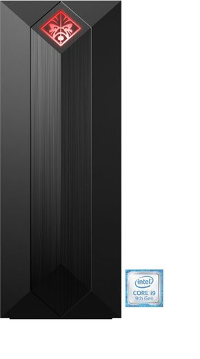 OMEN Obelisk Desktop 875-1016ng Gaming PC »Intel Core i9, 512 GB + 1 TB, 16 GB«