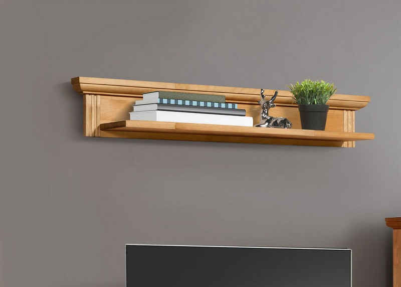 Home affaire Wandregal »Tracy«, aus Kiefer massiv, Breite 100 cm