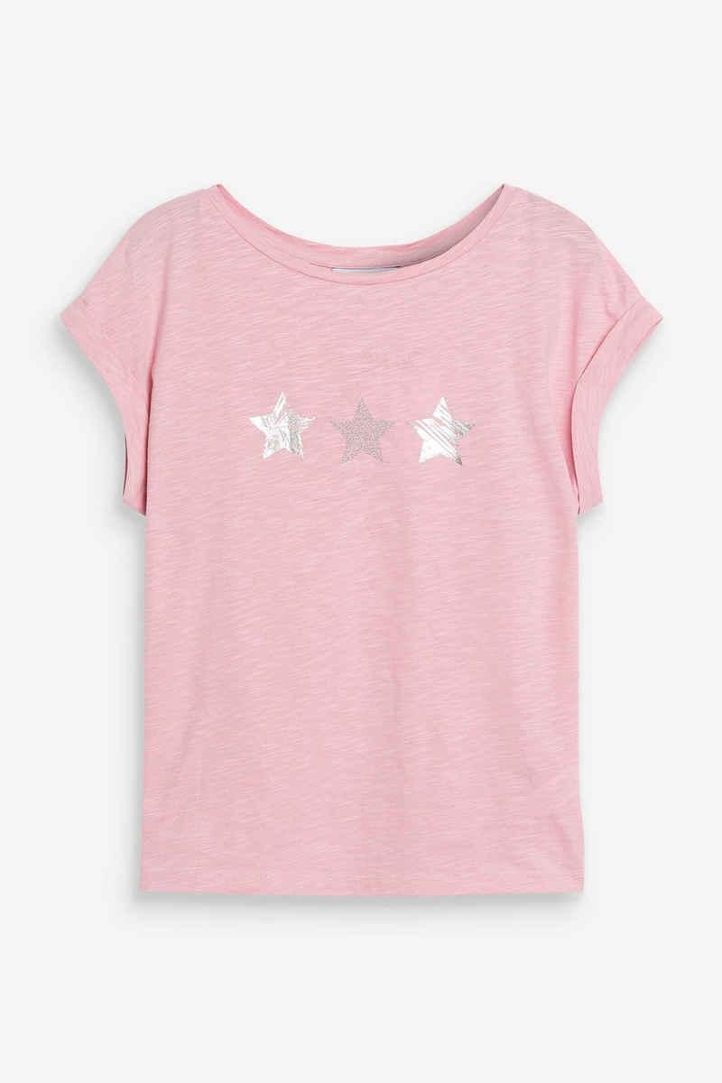 Next T-Shirt »T-Shirt mit Print« (1-tlg)