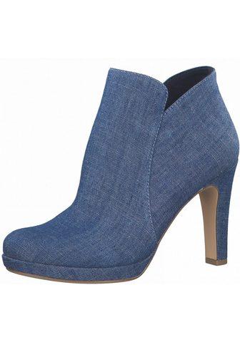 Tamaris High-Heel-Stiefelette im coolen Jeans-...
