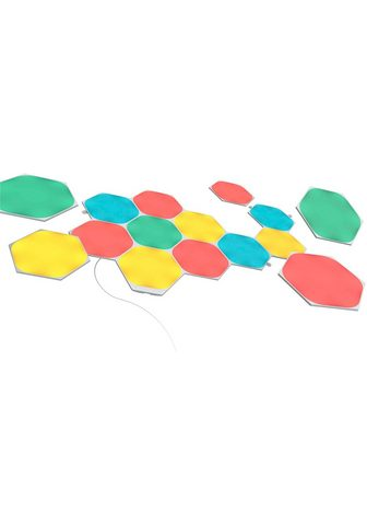 nanoleaf LED Panel » Shapes Hexagons Starter Ki...