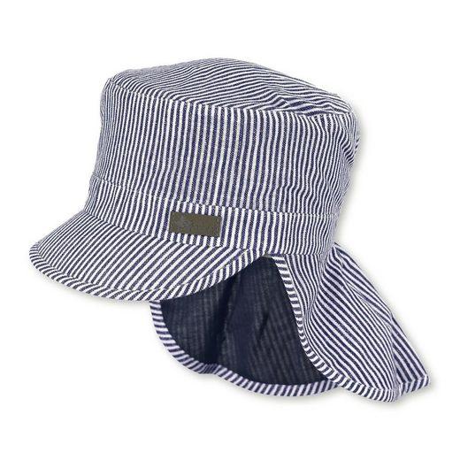 Sterntaler® Schirmmütze Sommermütze UV-Schutz 15+