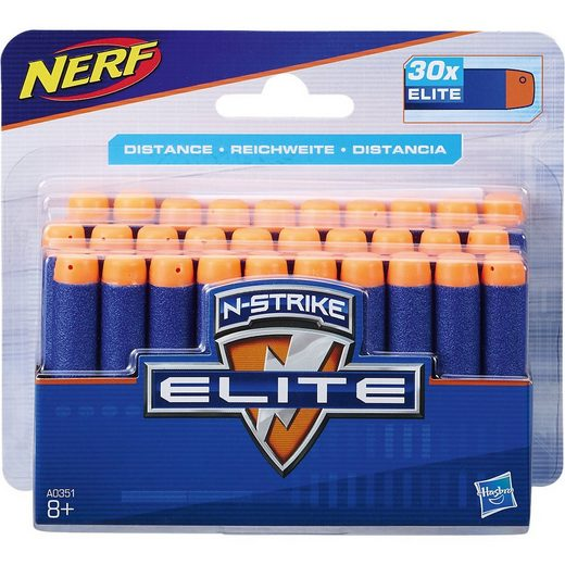 Hasbro Blaster »NERF N-Strike Elite 30er Dart Nachfüllpack«