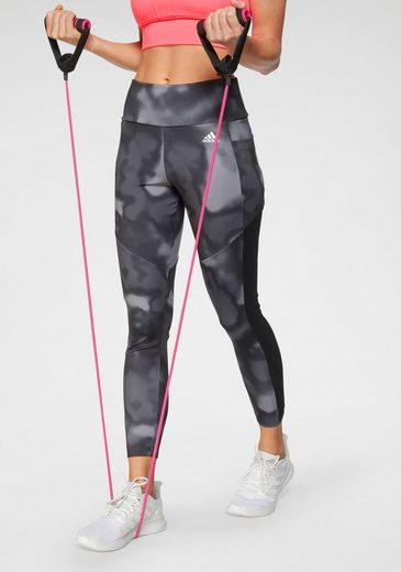 adidas Performance Funktionstights »DESIGNED TO MOVE ALLOVER PRINT«