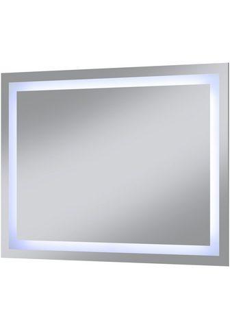 welltime Badspiegel »Trento« LED-Spiegel 80 x 6...