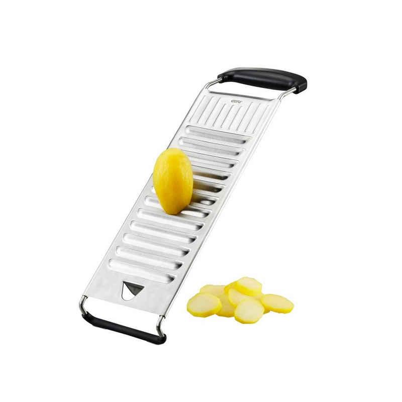 GEFU Gemüsehobel »Kartoffelhobel Pato«, ABS-Kunststoff, Edelstahl, (1-St)