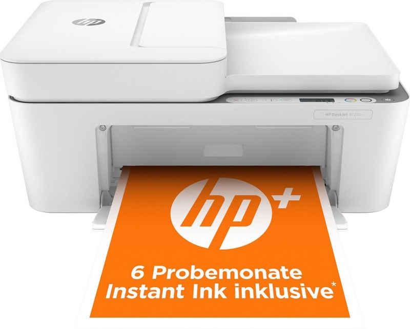 HP DeskJet 4120e Multifunktionsdrucker, (Bluetooth, WLAN (Wi-Fi)